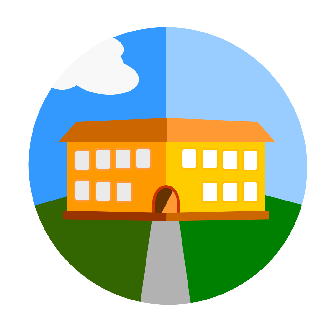 School icon for website